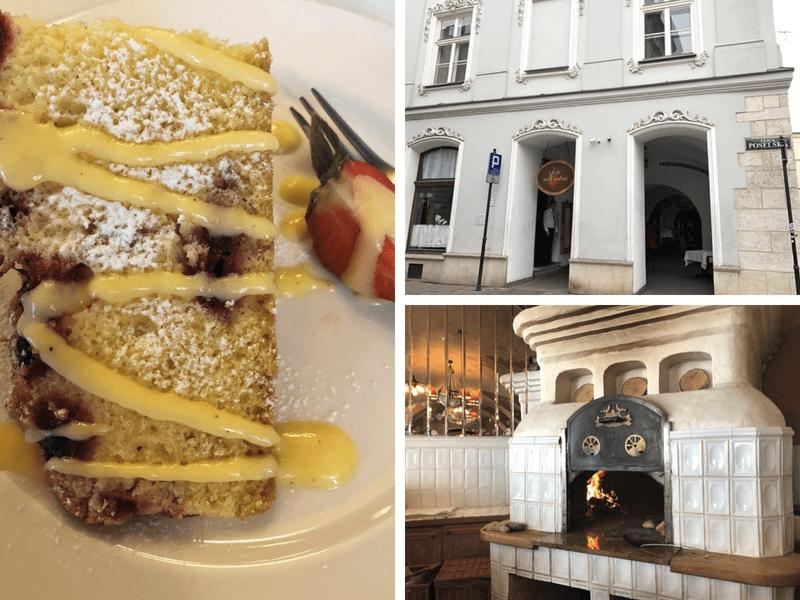 eten in Krakau