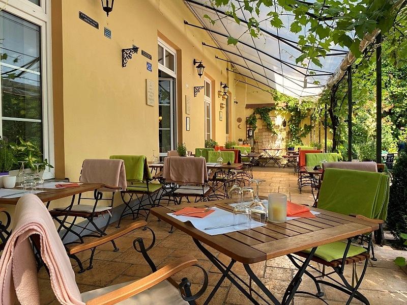 restaurant Klimaty Południa in Krakau