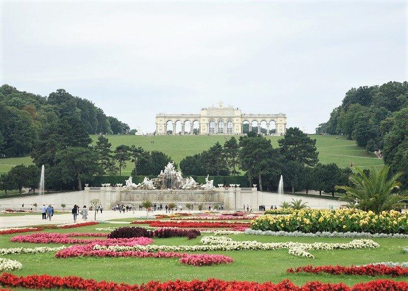 Schloss Schönbrunn met kinderen
