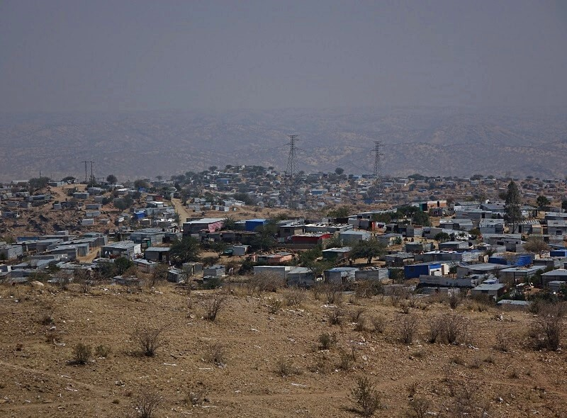 Katutura in Windhoek