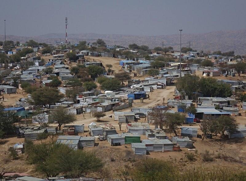 Katutura in Windhoek