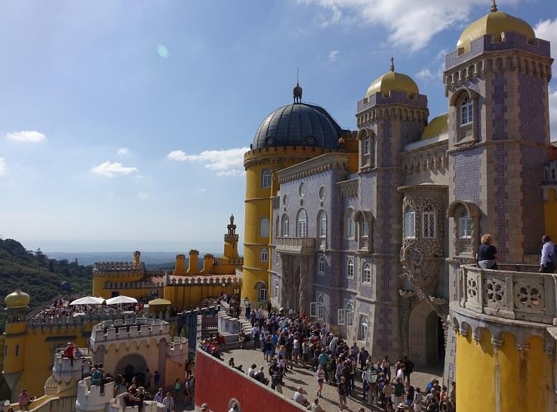 uitstapje naar Sintra