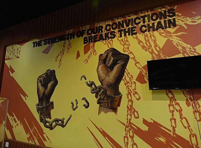 Independence Museum, Windhoek