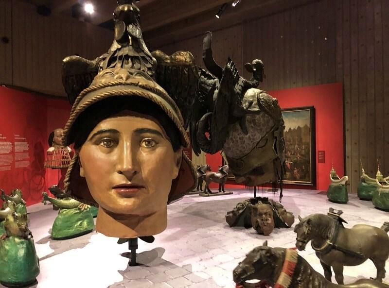 Museum aan de Stroom met kinderen