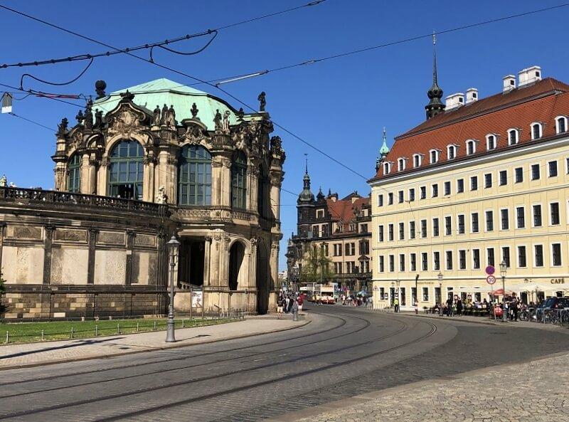 Dresden met kinderen