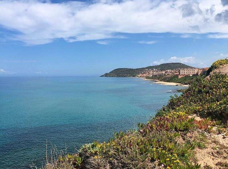 noordkust van Sardinië