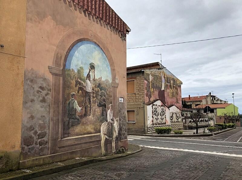 murales van Tinnura