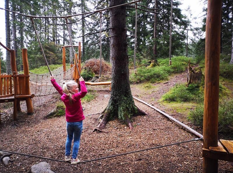 Speeltuin in de Lage Tatra