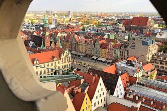 Wroclaw met kinderen