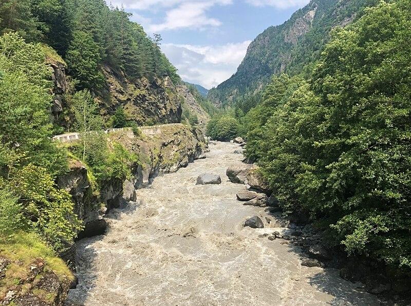 Enguri-rivier