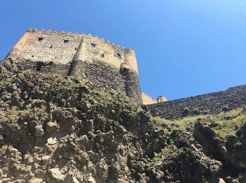 Khertvisi Fort