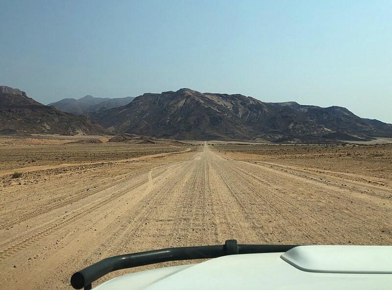 Brandberg, Namibië