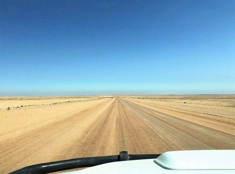 Naar Swakopmund