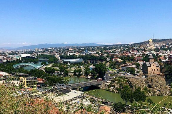 doen in Tbilisi