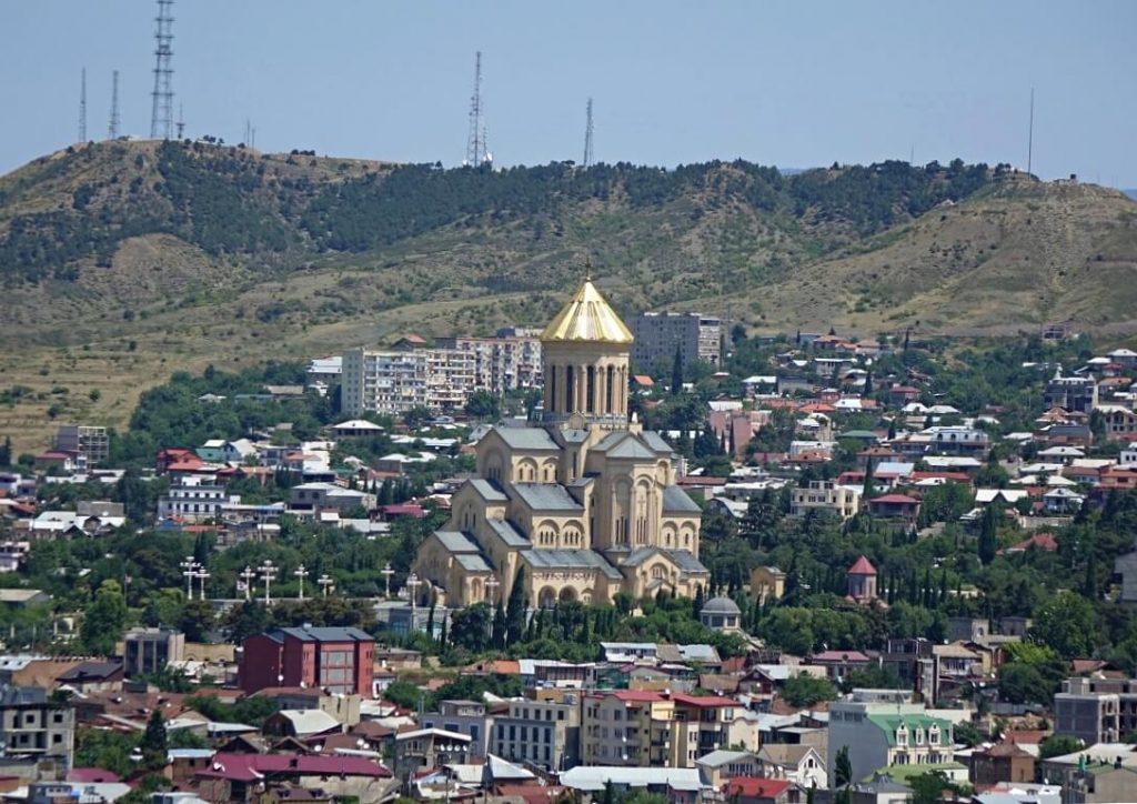 Tsminda Sameba-kathedraal