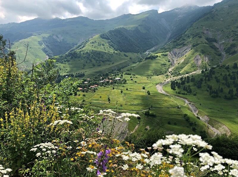 de Georgian Military Highway