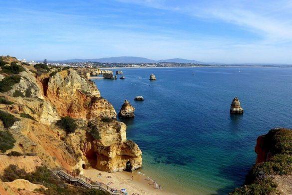 mooiste plaatsen in de Portugese Algarve