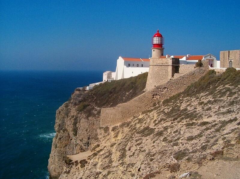 Sagres in de Algarve