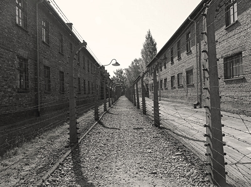bezoek aan Auschwitz
