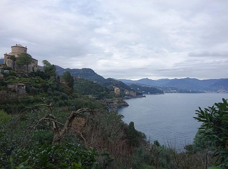 Portofino in de Italiaanse Riviera