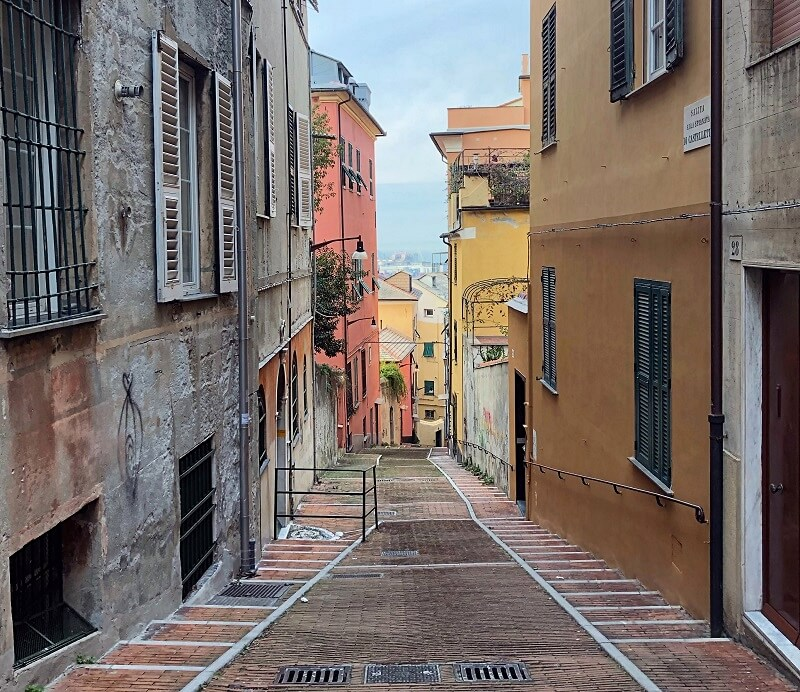 bezienswaardigheden in Genua