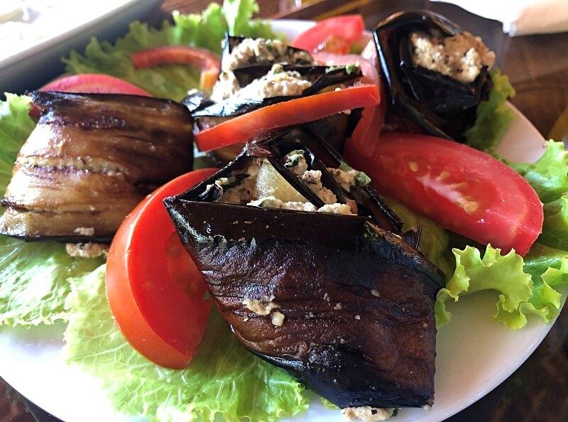 eten in Georgië