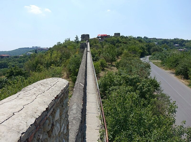 Stadsmuur Sighnaghi