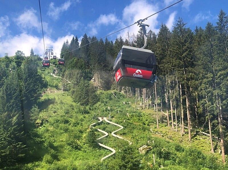 Waldrutschpark Golm