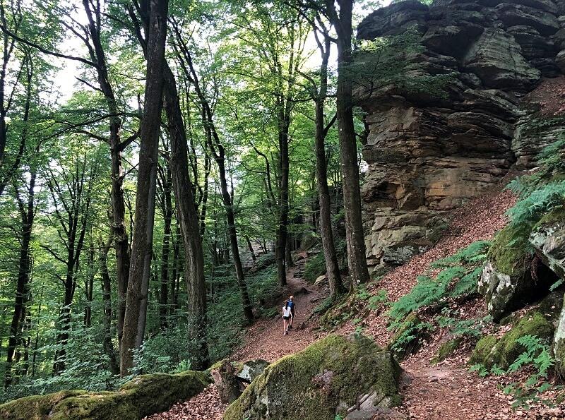 Mullerthal Trail met kinderen