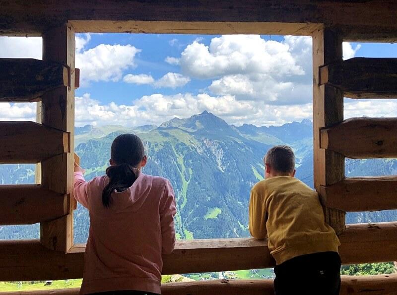 Berghut Gaschurn