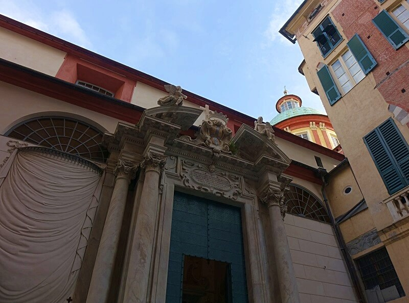 Basilica di San Siro