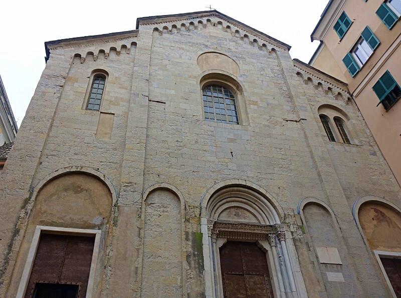 kerken in Genua