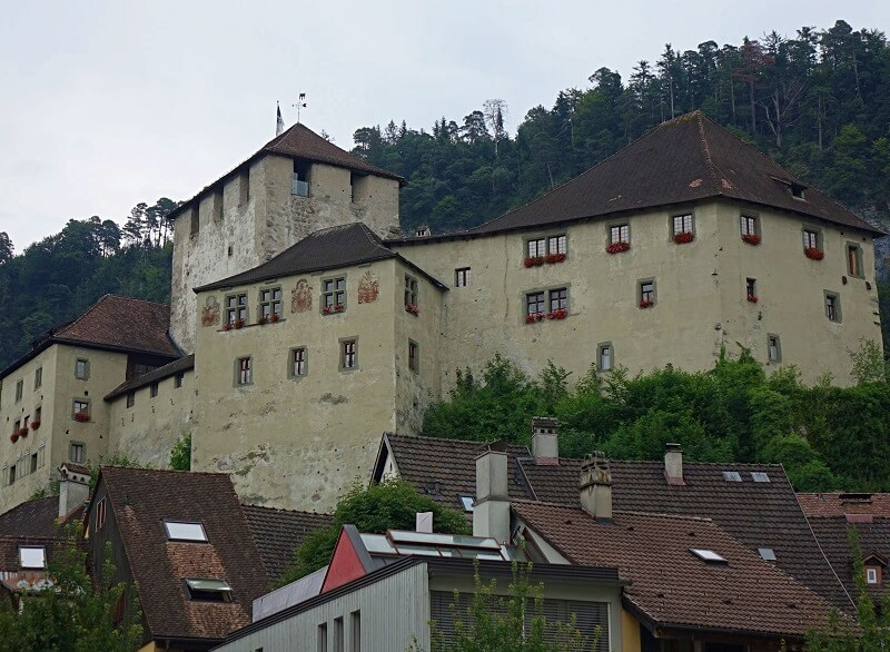 bezienswaardigheden in Feldkirch