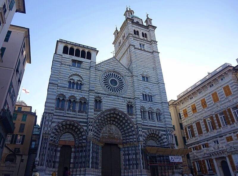 kathedraal van Genua