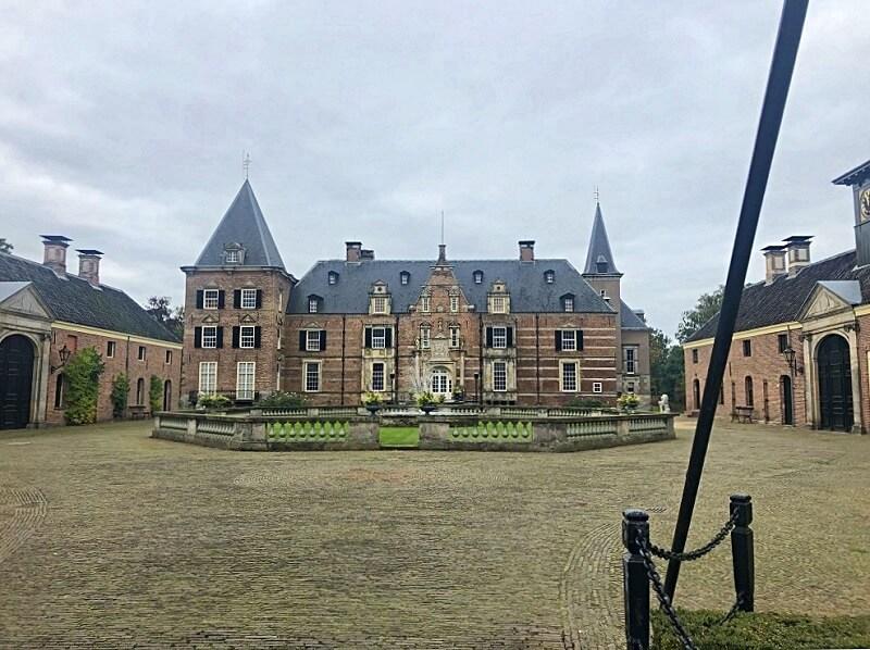 Umfassungsweg bij Landgoed Twickel