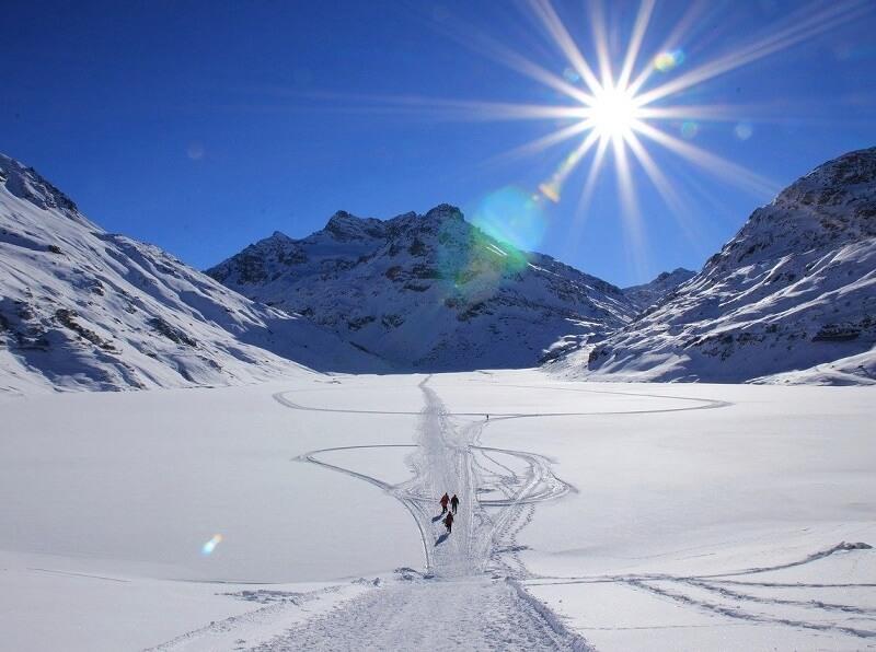 wintersport in Montafon