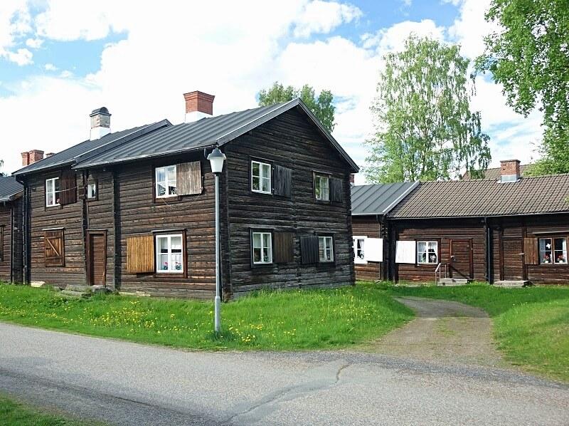 Bonnstan in Skelleftea