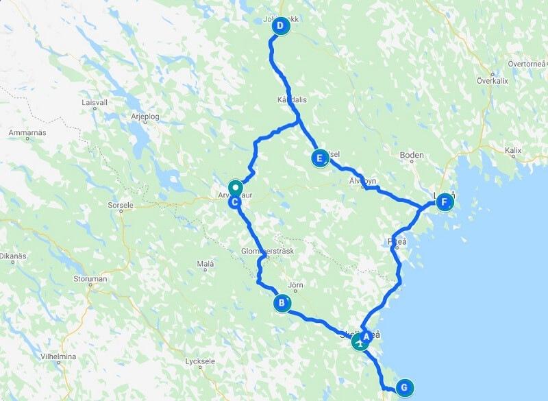 route roadtrip