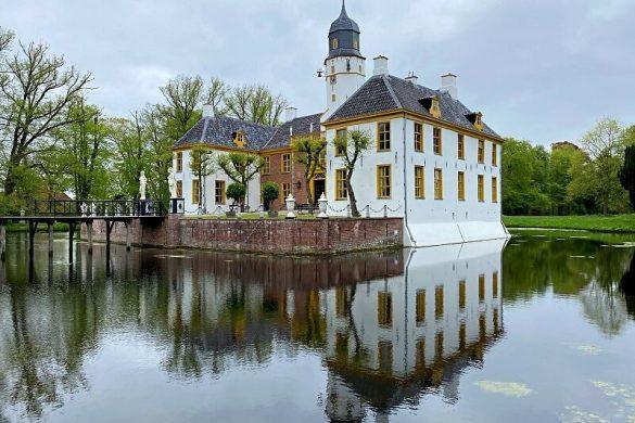 wandelen bij de Fraeylemaborg