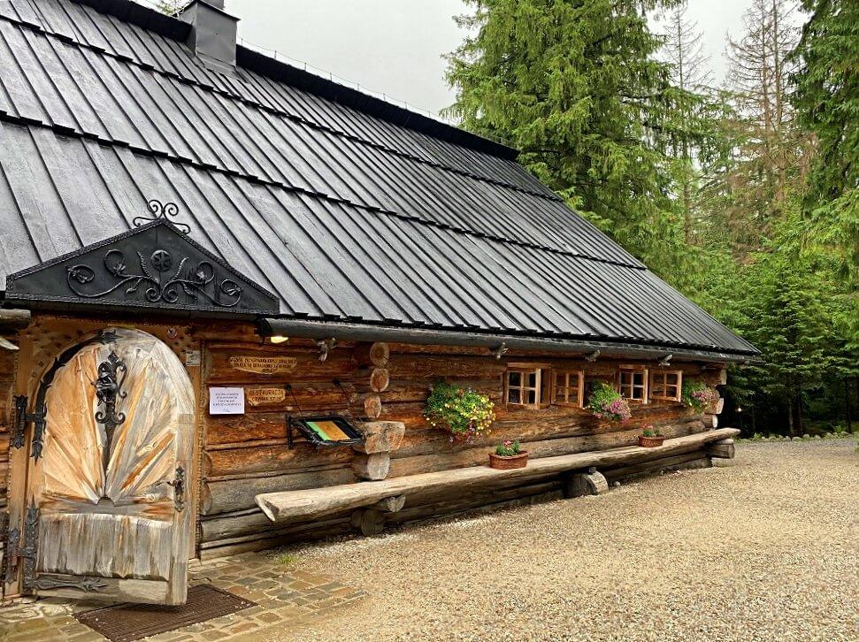 Restaurant Bakowo Zohylina Wyznio