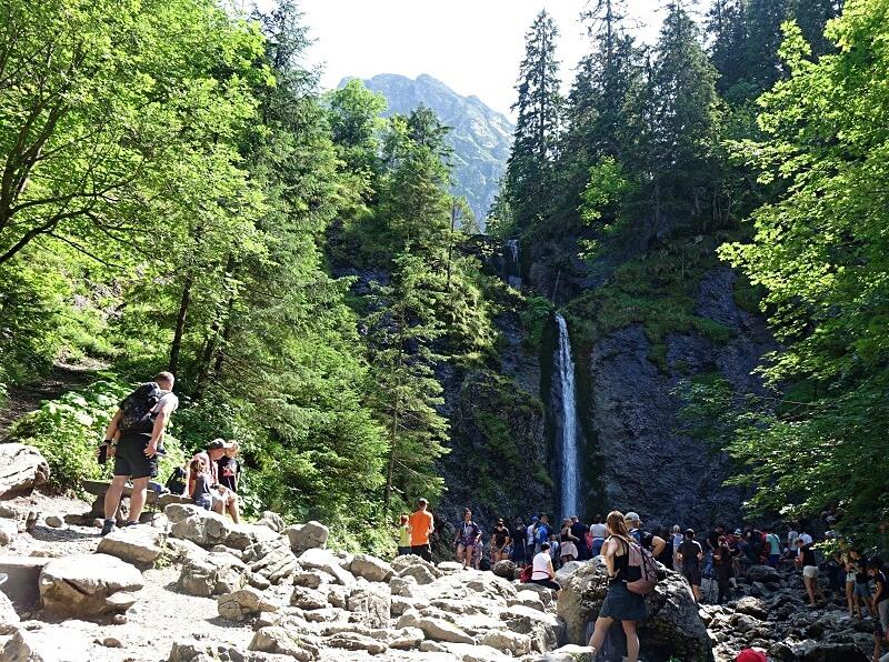 Siklawica-waterval