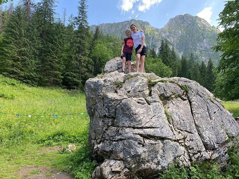Strazyska-vallei